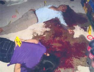 asi Mataron a impusor de la Autonomia de San Juan Copala