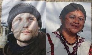 Jyri Jaakkola y Bety Cariño asesinado por UBISORT el 27 de abril de 2010