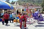 La feria del grupo paramilitar MULT-PUP en San Juan Copala